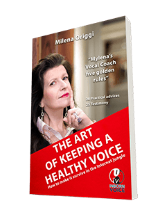 The art of Keeping a Healthy Voice - Milena Origgi