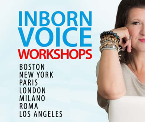 Workshop Inborn Voice con Milena Origgi