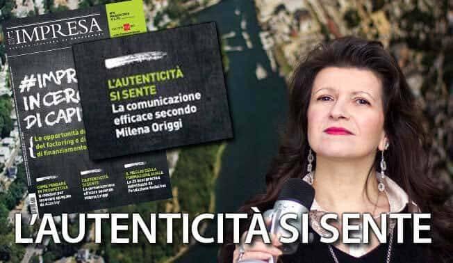 Mylena Vocal Coach intervistata da L'Impresa – Gruppo Sole 24 Ore