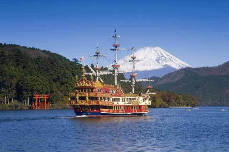 Retreat Esclusivo ad Hakone, Giappone