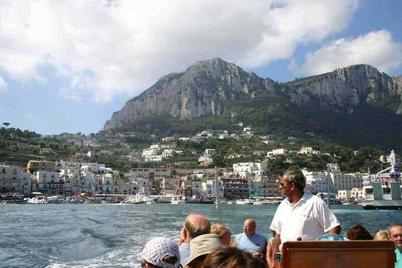 Retreat esclusivo a Capri