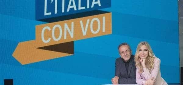 Mylena Vocal Coach citata sulla Rai a L'Italia con voi