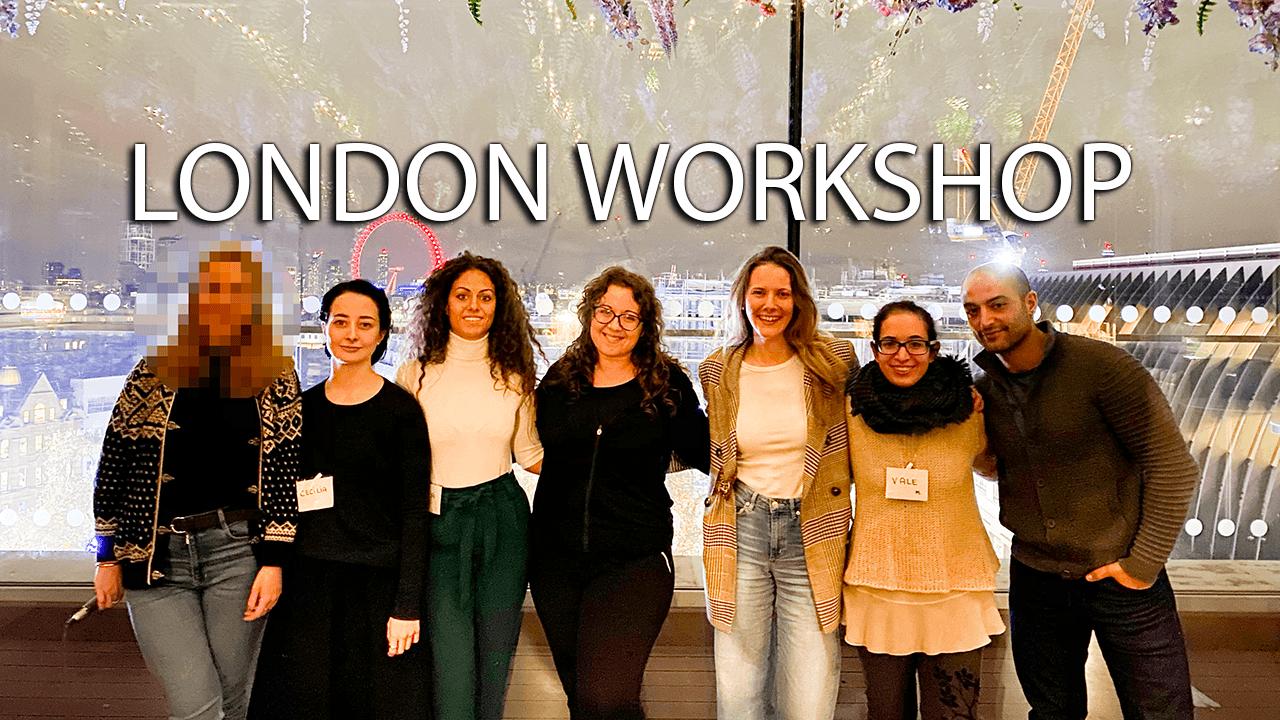 """Workshop """"L'Identità e la Voce"""" a Londra, tutto quello che c'è da sapere"""