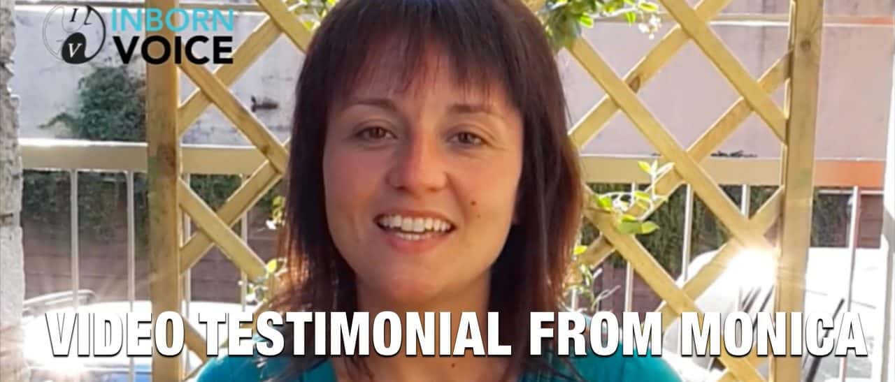 Video Testimonial from Monica