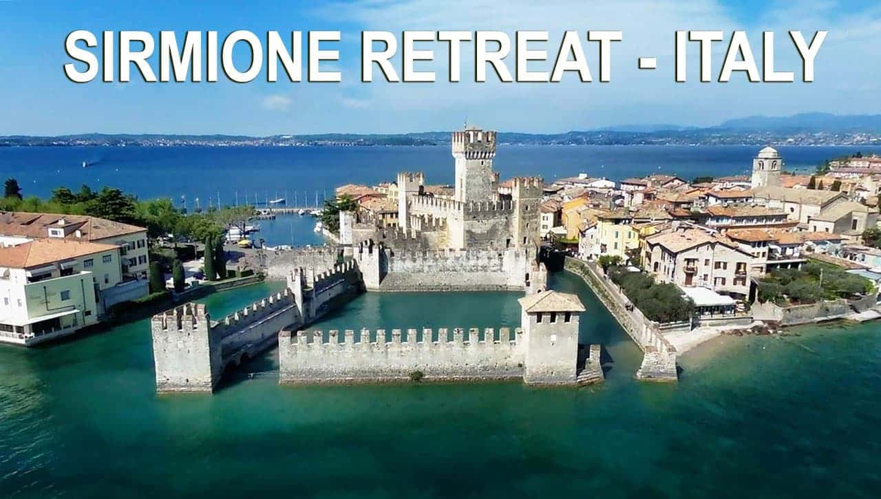 Sirmione, Italy – 7 Day Luxury Voice Retreat 2019