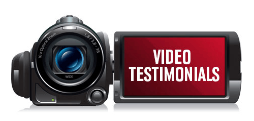 Video Testimonial from Allan Dowds